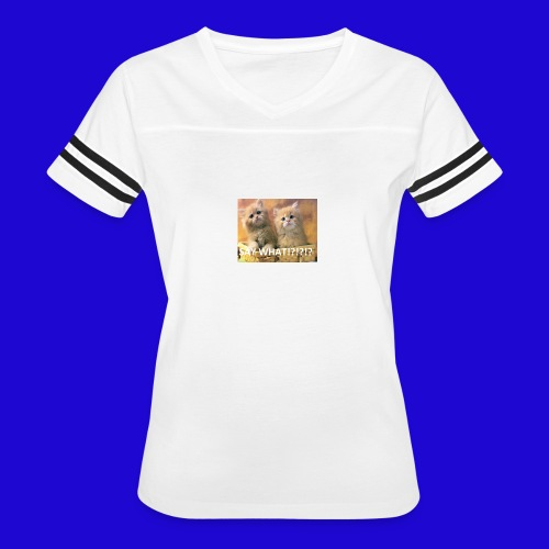 Cute Cats - Women's Vintage Sport T-Shirt