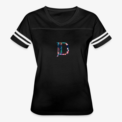 DakeJeitz 2.0 - Women's Vintage Sport T-Shirt