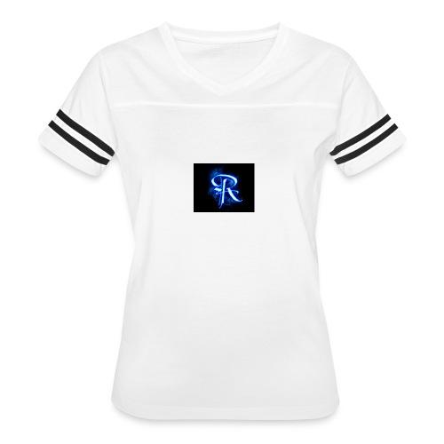 R - Women's Vintage Sport T-Shirt