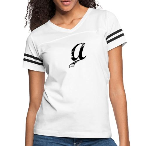 Already Logo Black - Women's Vintage Sport T-Shirt