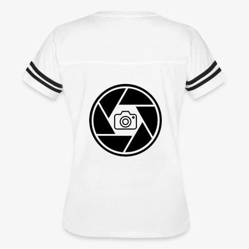 Camera in Aperture - Women's Vintage Sport T-Shirt