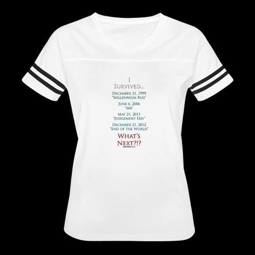 Survived... Whats Next? - Women's Vintage Sport T-Shirt