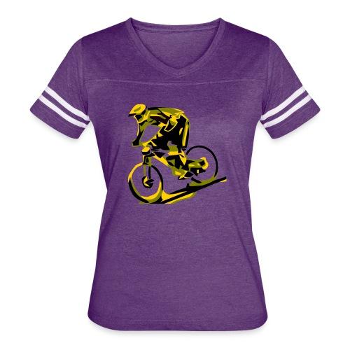 DH Freak - Mountain Bike Hoodie - Women's Vintage Sport T-Shirt