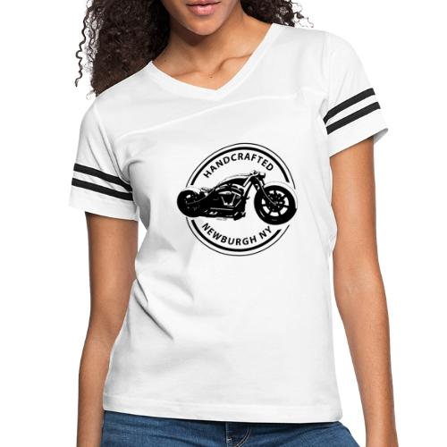 Handcrafted Newburgh NY - Women's Vintage Sport T-Shirt
