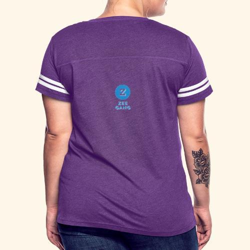 ZEE GANG - Women's Vintage Sport T-Shirt
