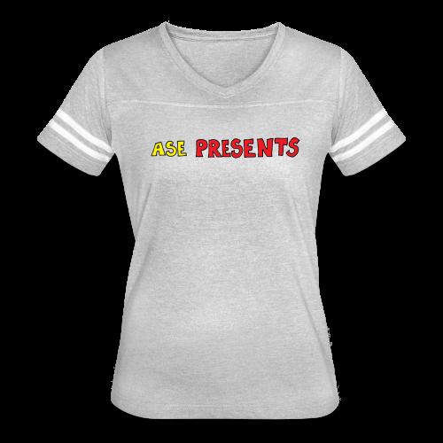 ASEPresents - Women's Vintage Sport T-Shirt