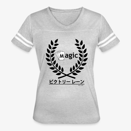 Victory Lane - Women's Vintage Sport T-Shirt