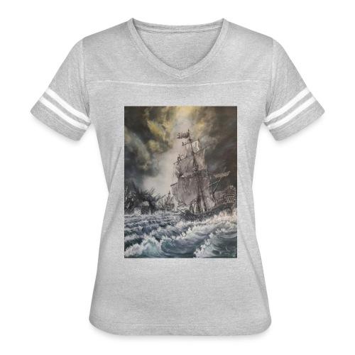 PIRATE ISLANDS - Women's Vintage Sport T-Shirt