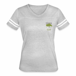 Tree Reading Swag - Women's Vintage Sport T-Shirt
