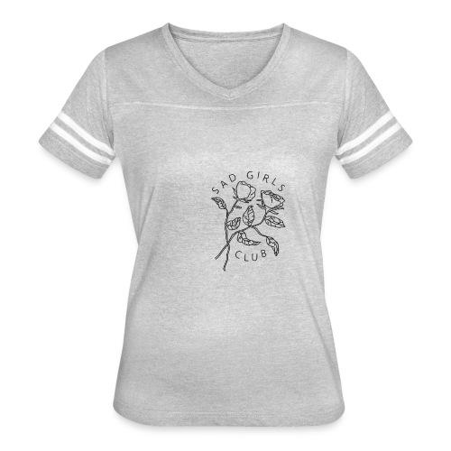 Sad Girls Club - Women's Vintage Sport T-Shirt
