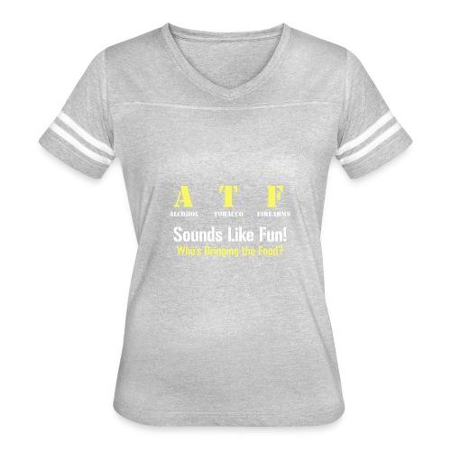 ATF Shirt - Women's Vintage Sport T-Shirt