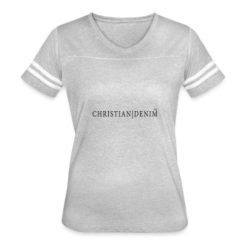 CD3 - Women's Vintage Sport T-Shirt