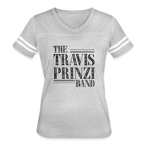 Travis Prinzi Band - Women's Vintage Sport T-Shirt
