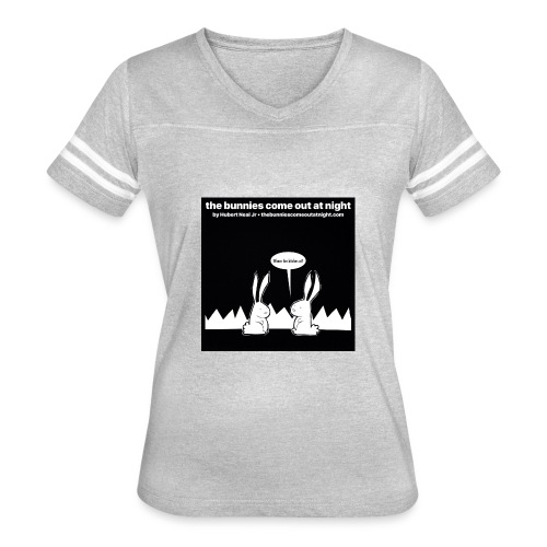 tbcoan Where the bitches at? - Women's Vintage Sport T-Shirt