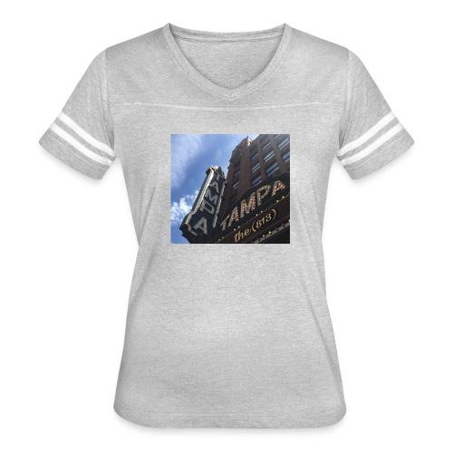 Tampa Theatrics - Women's Vintage Sport T-Shirt