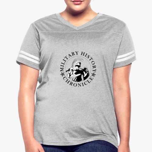 Military History Chronicle - Women's Vintage Sport T-Shirt