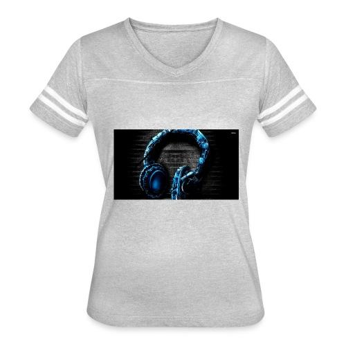 Elite 5 Merchandise - Women's Vintage Sport T-Shirt