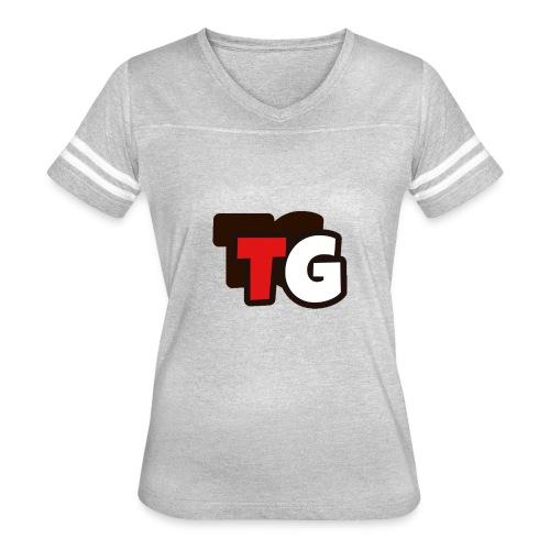 Tre Gamer Shirts - Women's Vintage Sport T-Shirt