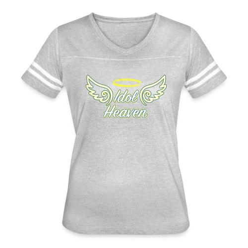 Idol Heaven Shirt - Women's Vintage Sport T-Shirt