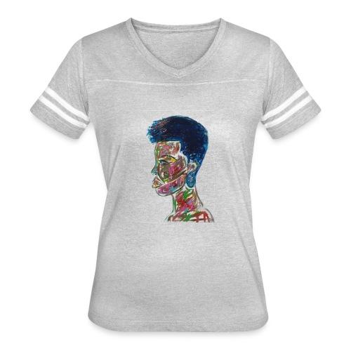 Natural Queen - Women's Vintage Sport T-Shirt