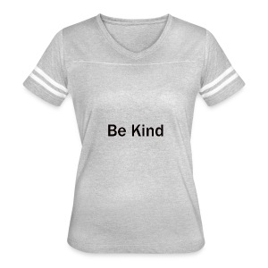 Be_Kind - Women's Vintage Sport T-Shirt