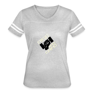 RISE AND GRIND - Women's Vintage Sport T-Shirt