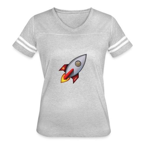 Bit for Buck: Hodler Rocket Coffee Mug - Women's Vintage Sport T-Shirt