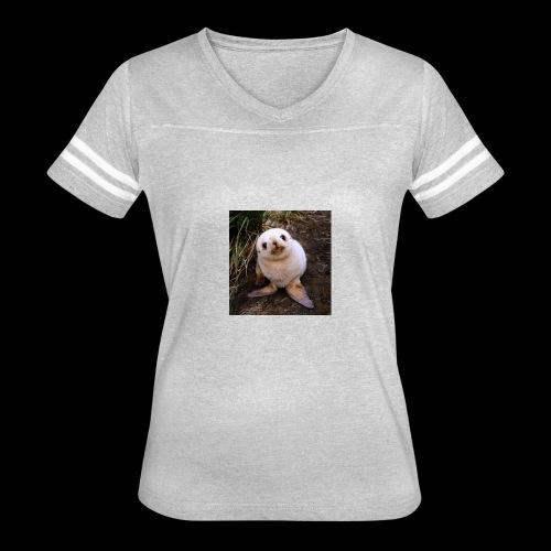 seal - Women's Vintage Sport T-Shirt