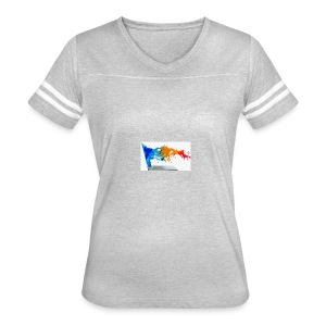ic-7497 - Women's Vintage Sport T-Shirt