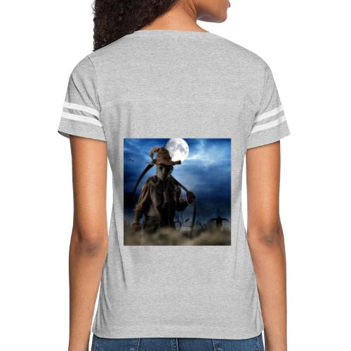 Halloween scarecrow - Women's Vintage Sport T-Shirt
