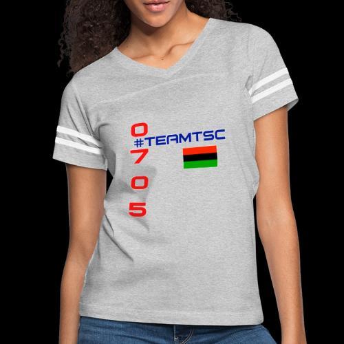 TSC RBG 1 - Women's Vintage Sport T-Shirt