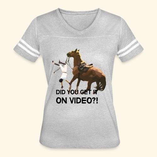 21 png - Women's Vintage Sport T-Shirt