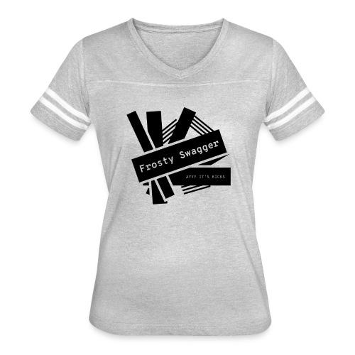 Frosty Swagger Pty Ltd - Women's Vintage Sport T-Shirt