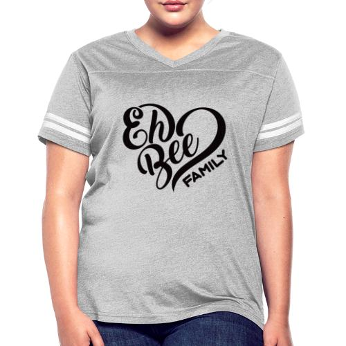 EhBeeBlackLRG - Women's Vintage Sport T-Shirt