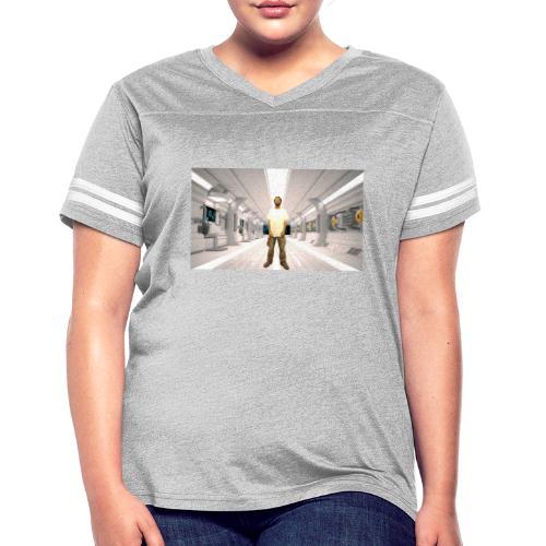 Lothario In Space - Women's Vintage Sport T-Shirt