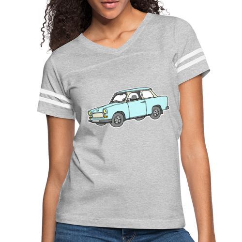 Trabant (lightblue) - Women's Vintage Sports T-Shirt
