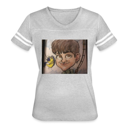 Mitroboy66 3 - Women's Vintage Sport T-Shirt