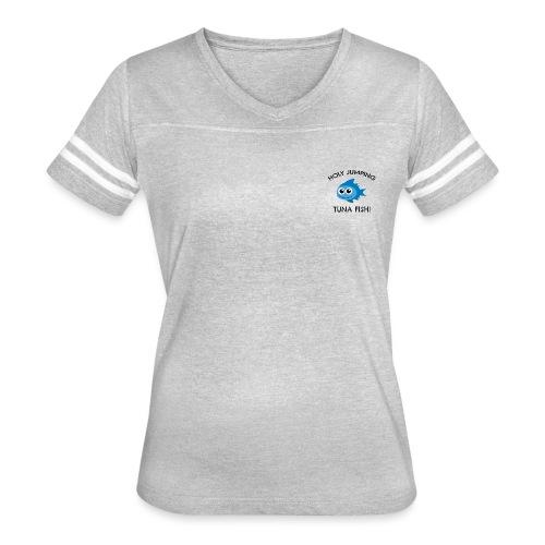 jumping tuna fish - Women's Vintage Sport T-Shirt