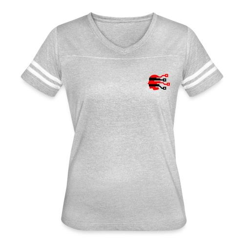 Cyberpunk Tech - Women's Vintage Sport T-Shirt