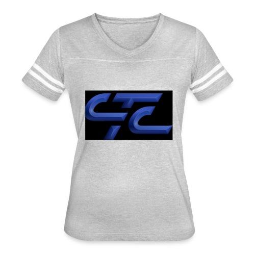 4CA47E3D 2855 4CA9 A4B9 569FE87CE8AF - Women's Vintage Sport T-Shirt