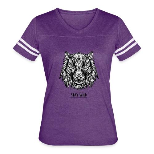 Stay Wild - Women's Vintage Sport T-Shirt