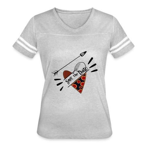 Save the Date - Women's Vintage Sport T-Shirt