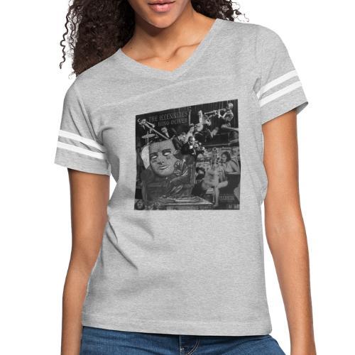 THE ILLennials King Oliver Cover Art - Women's Vintage Sport T-Shirt