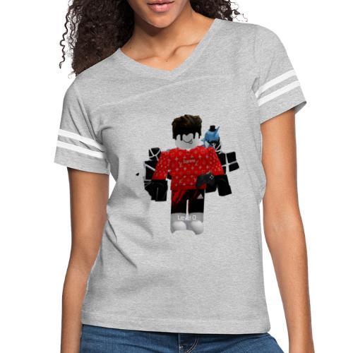 Inkblind merch store - Women's Vintage Sport T-Shirt