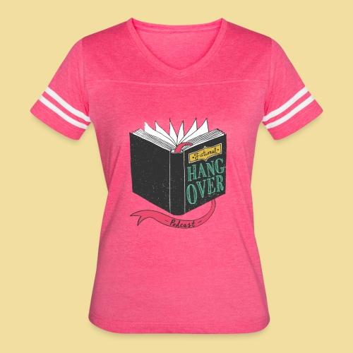 Fictional Hangover Book - Women's Vintage Sport T-Shirt