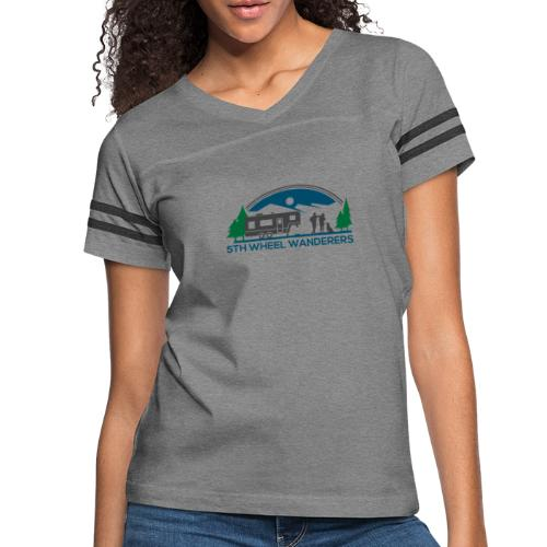 5th Wheel Wanderers - Women's Vintage Sport T-Shirt