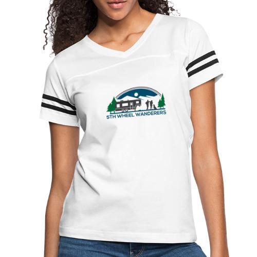 5th Wheel Wanderers - Women's Vintage Sports T-Shirt