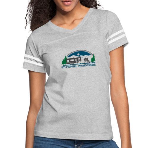 5th Wheel Wanderers - Women's Vintage Sport T-Shirt