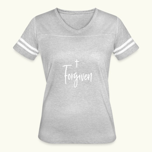 Forgiven - Women's Vintage Sport T-Shirt