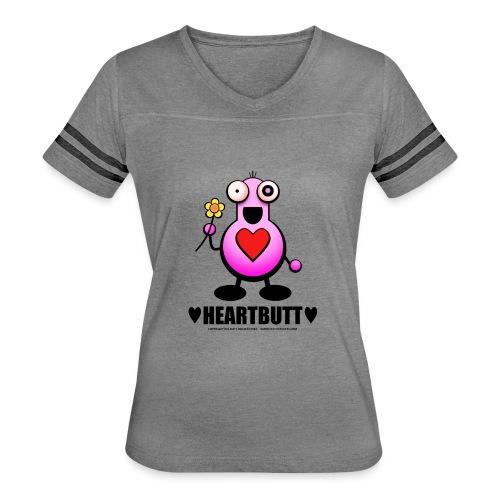 HeartButt - Women's Vintage Sport T-Shirt